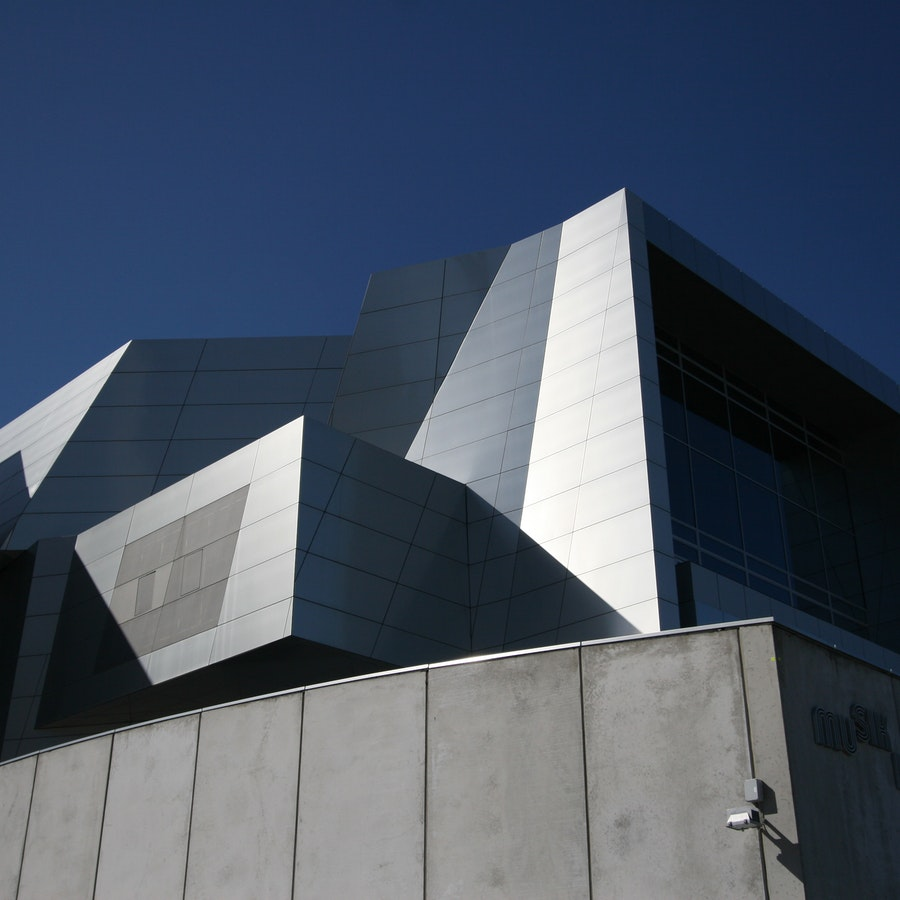 The House of Music in Aalborg
