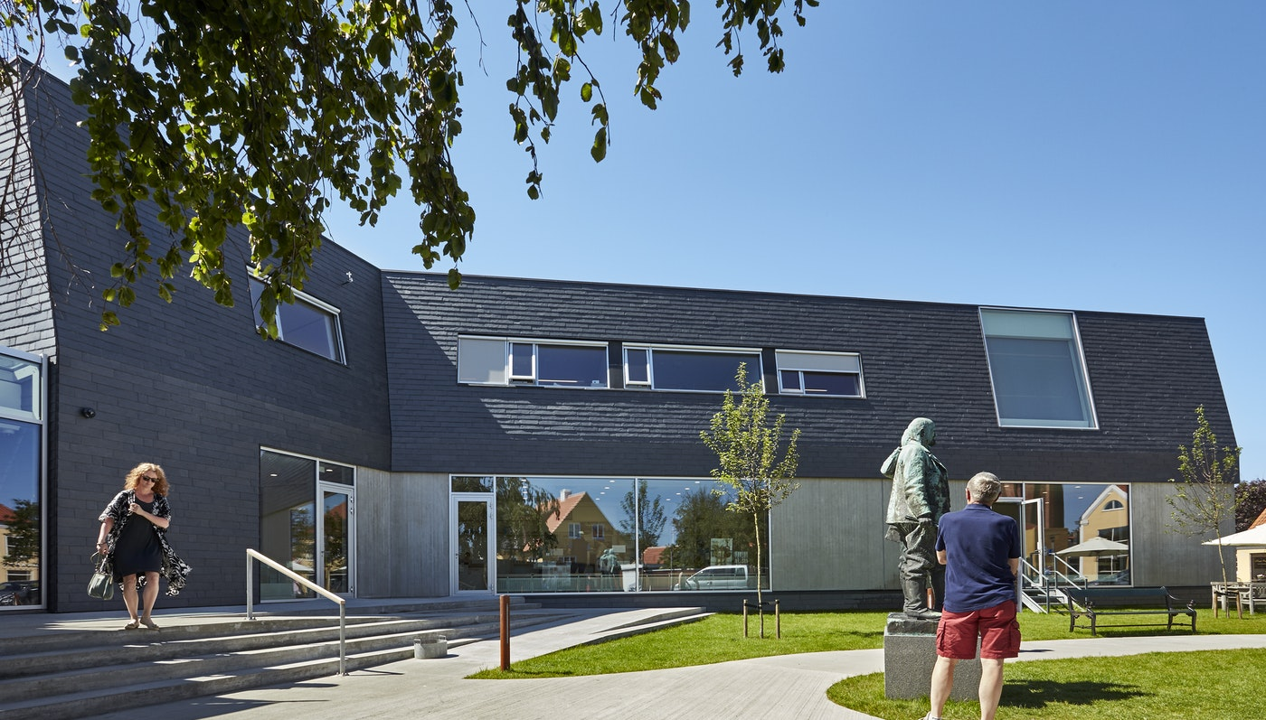 Renovation of Skagen Museum, DANISH