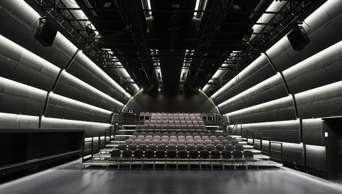 Svalegangen, Aarhus Theatre