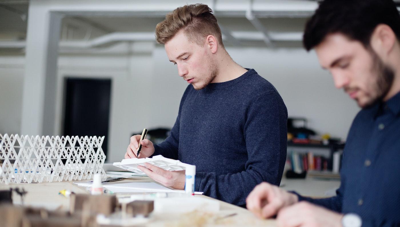 Arkitekt & Konstruktør-praktikanter