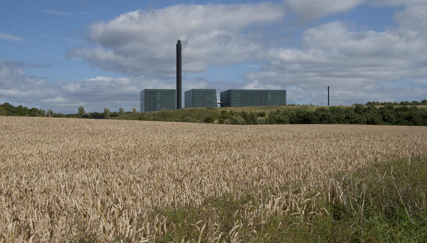 Lisbjerg Biomasseanlæg