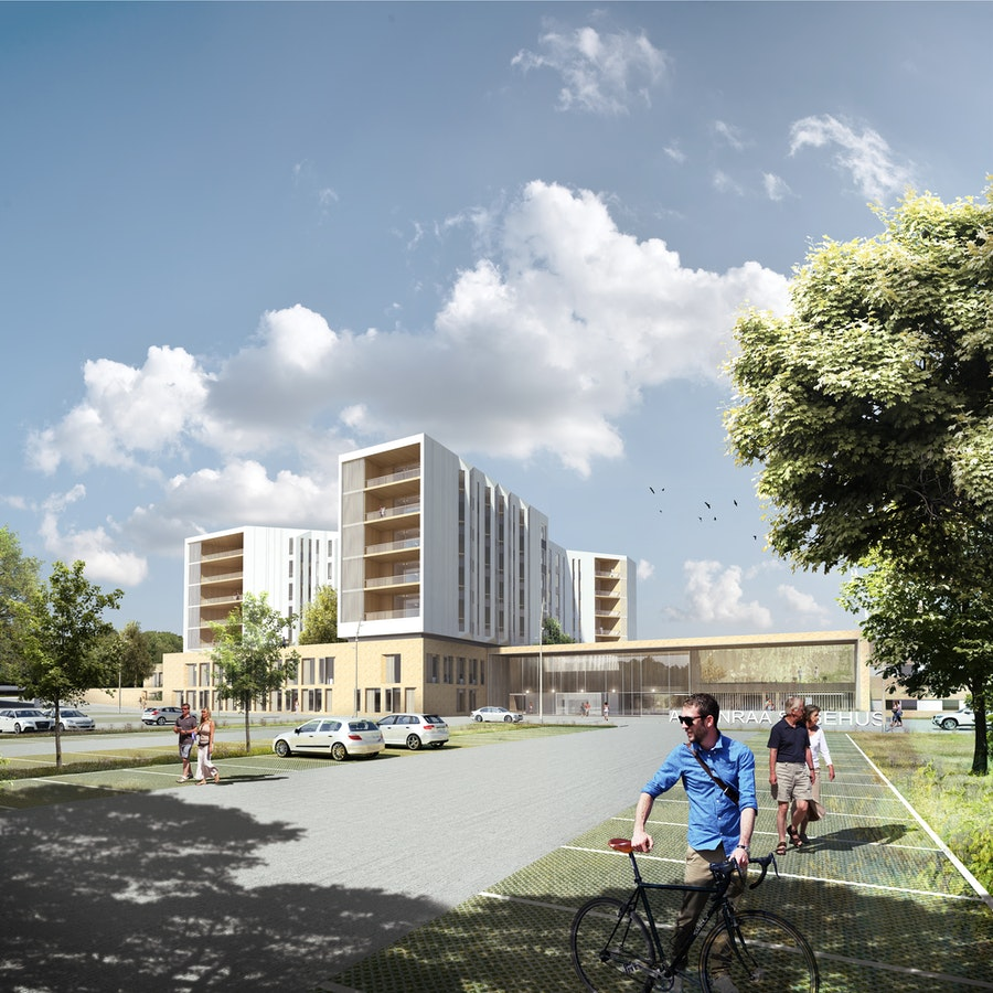 Expansion of Aabenraa Hospital