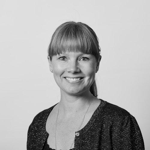 Kristina Møller Hansen (Projektleder, Segmentspecialist Pleje, Arkitekt)