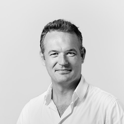 Mikkel Wienberg (Partner, Head of Concept Development, Architect)
