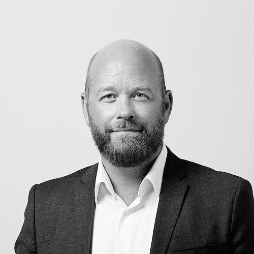 Thomas H. Svendsen (Produktionsdirektør, Partner)