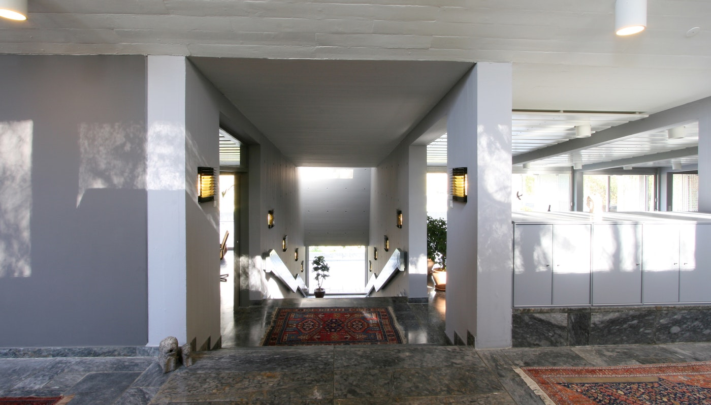 Ambassador's Residence, Ankara