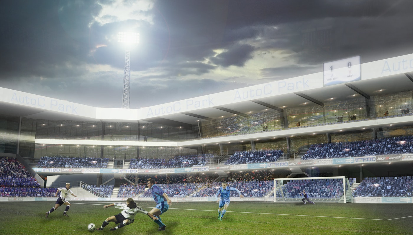 Stadion, AutoC Park Randers