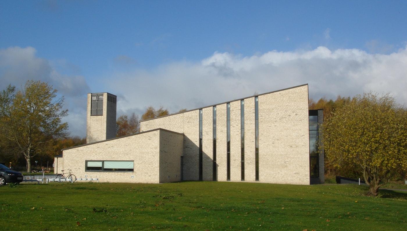 Grønnevang Kirke, Hillerød