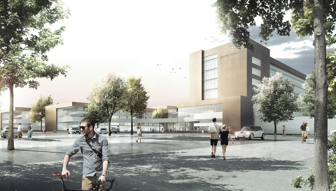 Vendsyssel Hospital