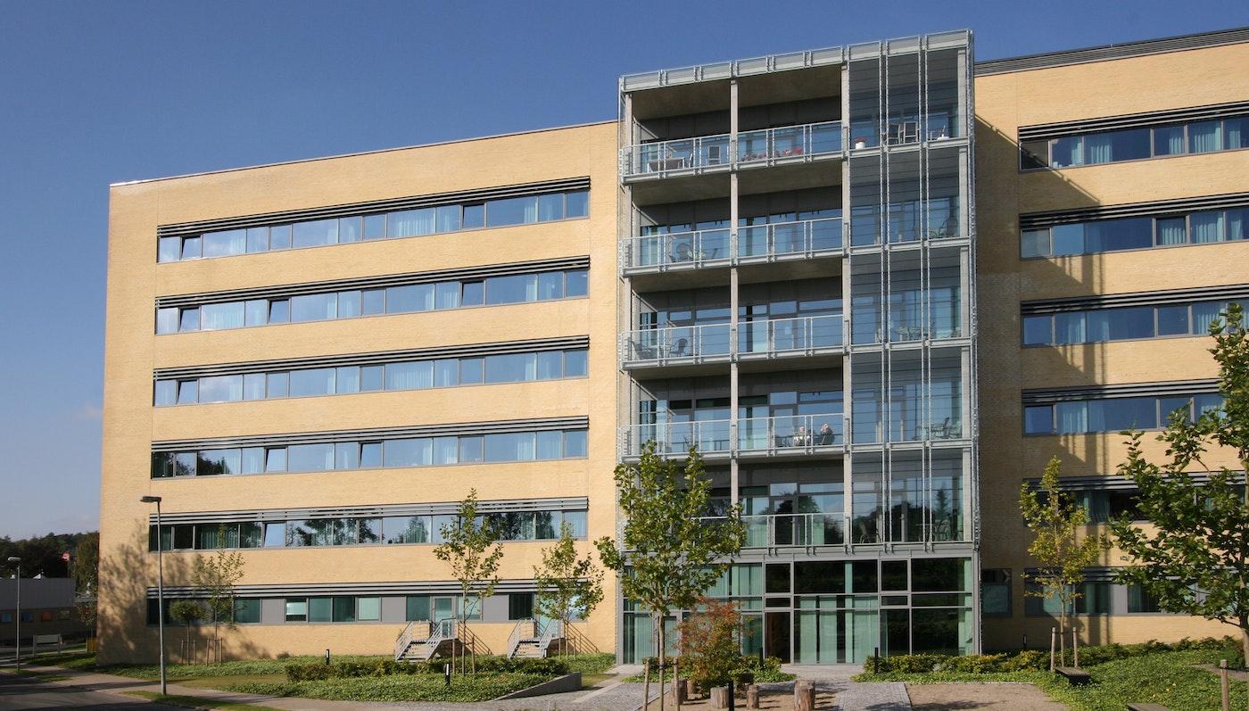 Udvidelse af Sygehus Fyn, Svendborg