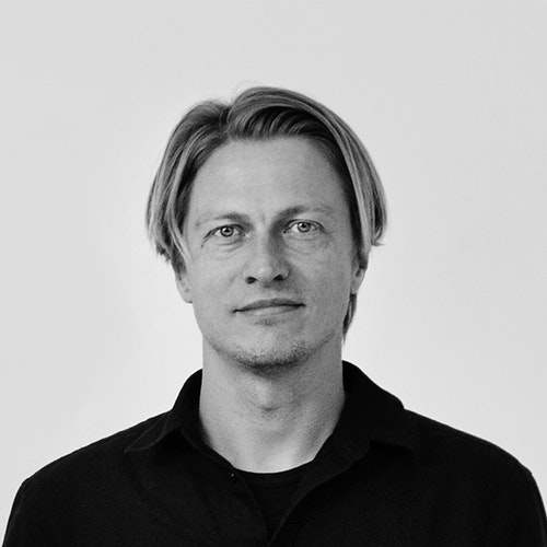 Mikkel Bahr (Mikkel Bahr, Partner & Head of Design)