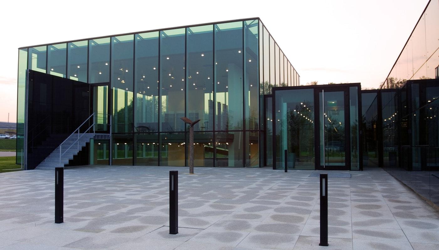 Showroom og fabrik, Skanderborg
