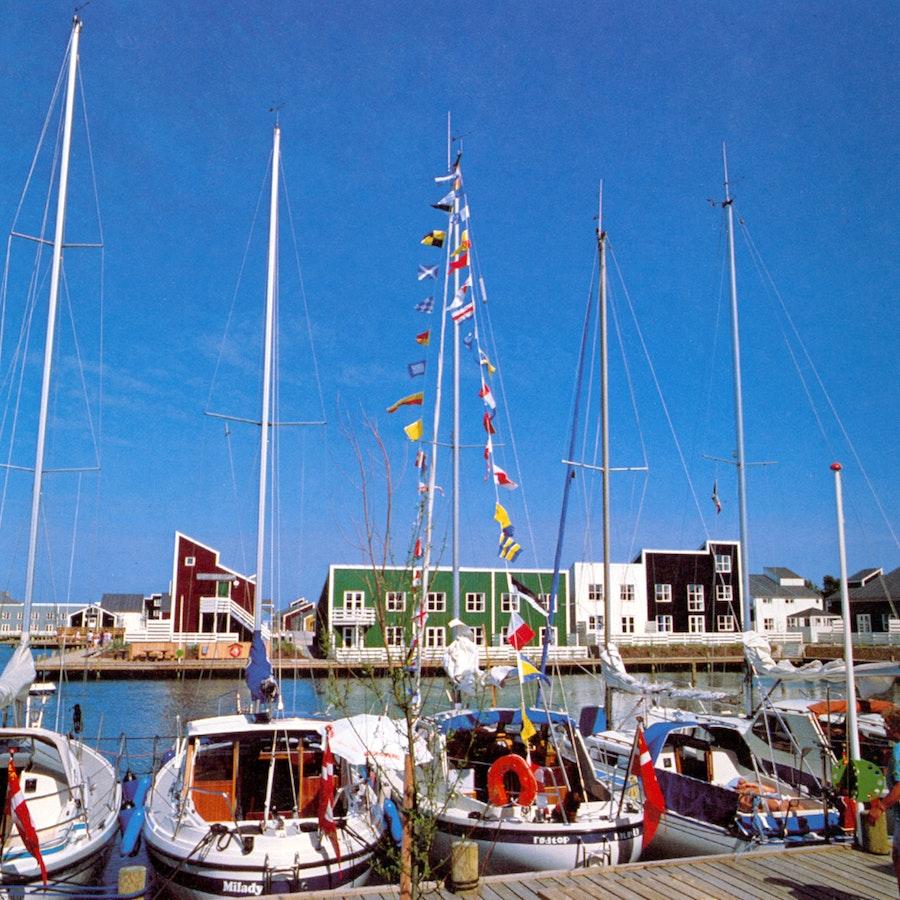 Øer, Maritime Ferieby, Ebeltoft