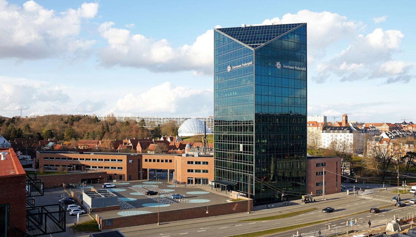 Prismet High-rise, Aarhus