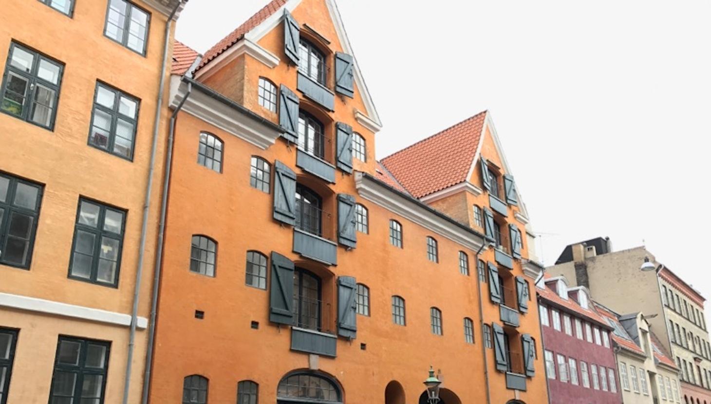 Kontorpladser til leje på Christianshavn