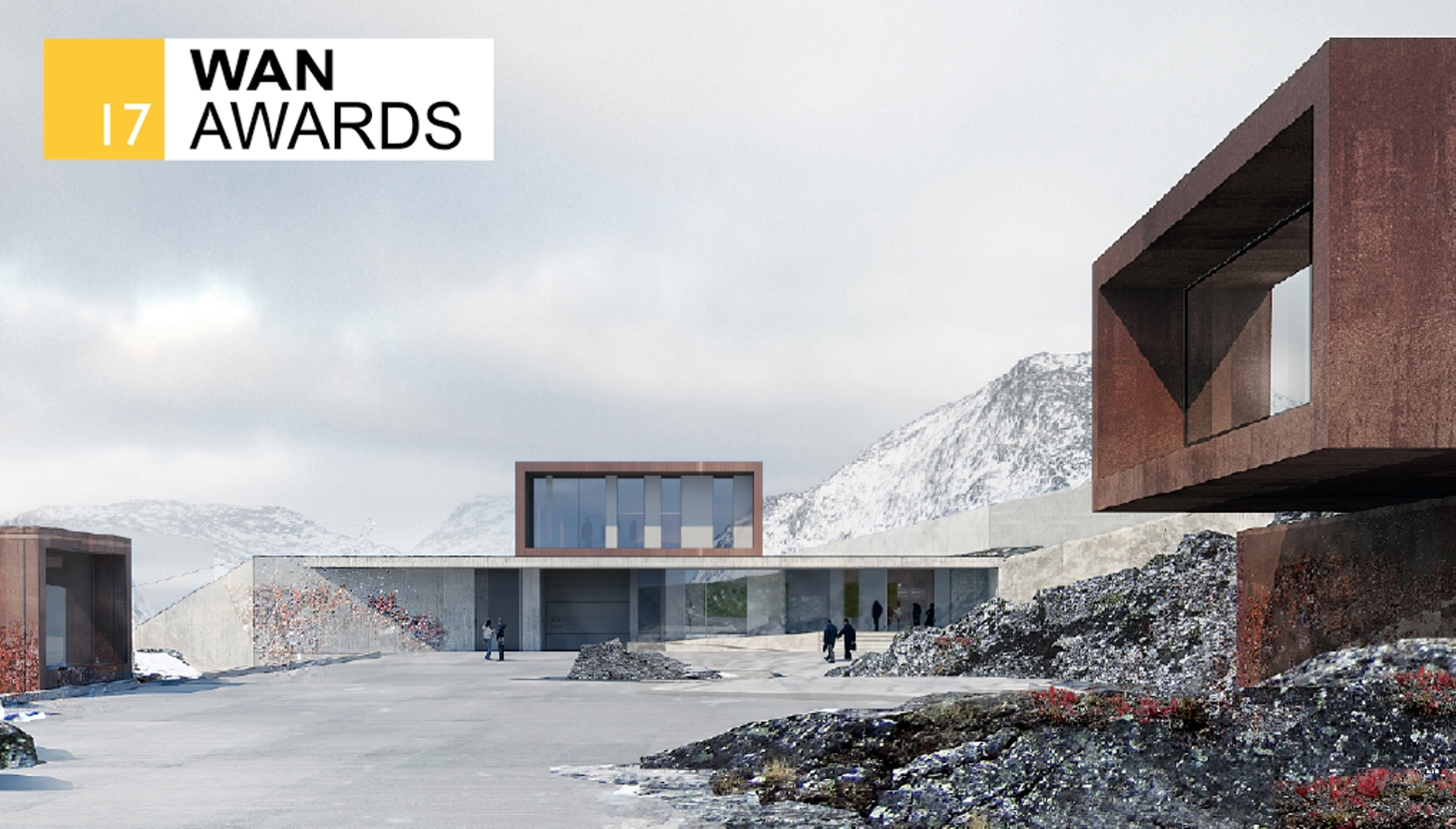 To FRIIS & MOLTKE-projekter indstillet til WAN Awards 2017