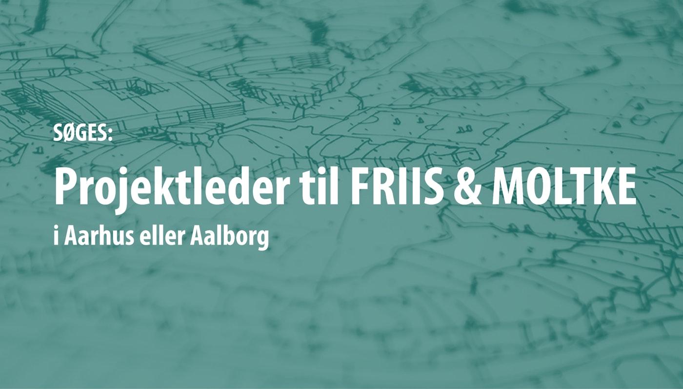 SØGES: projektleder i Aarhus eller Aalborg