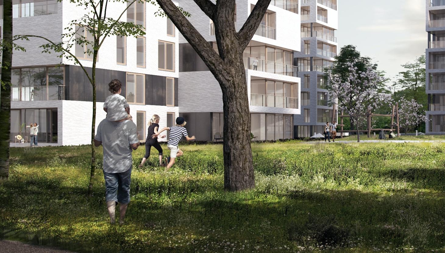 FRIIS & MOLTKE prækvalificeret til boligbebyggelse i Egedal Stationsby