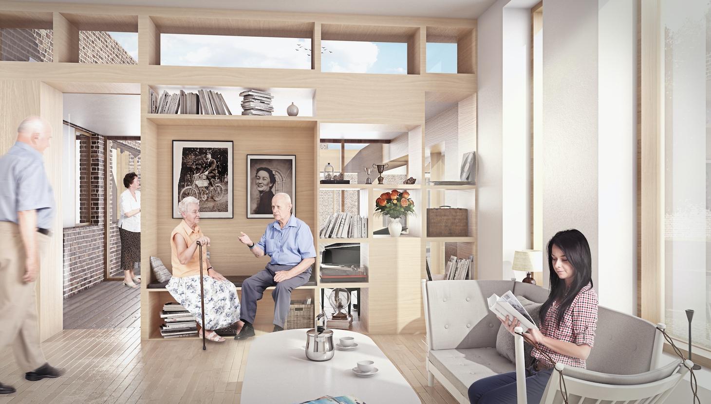 FRIIS & MOLTKE prækvalificeret til 48 boliger på Annebergvej i Aalborg