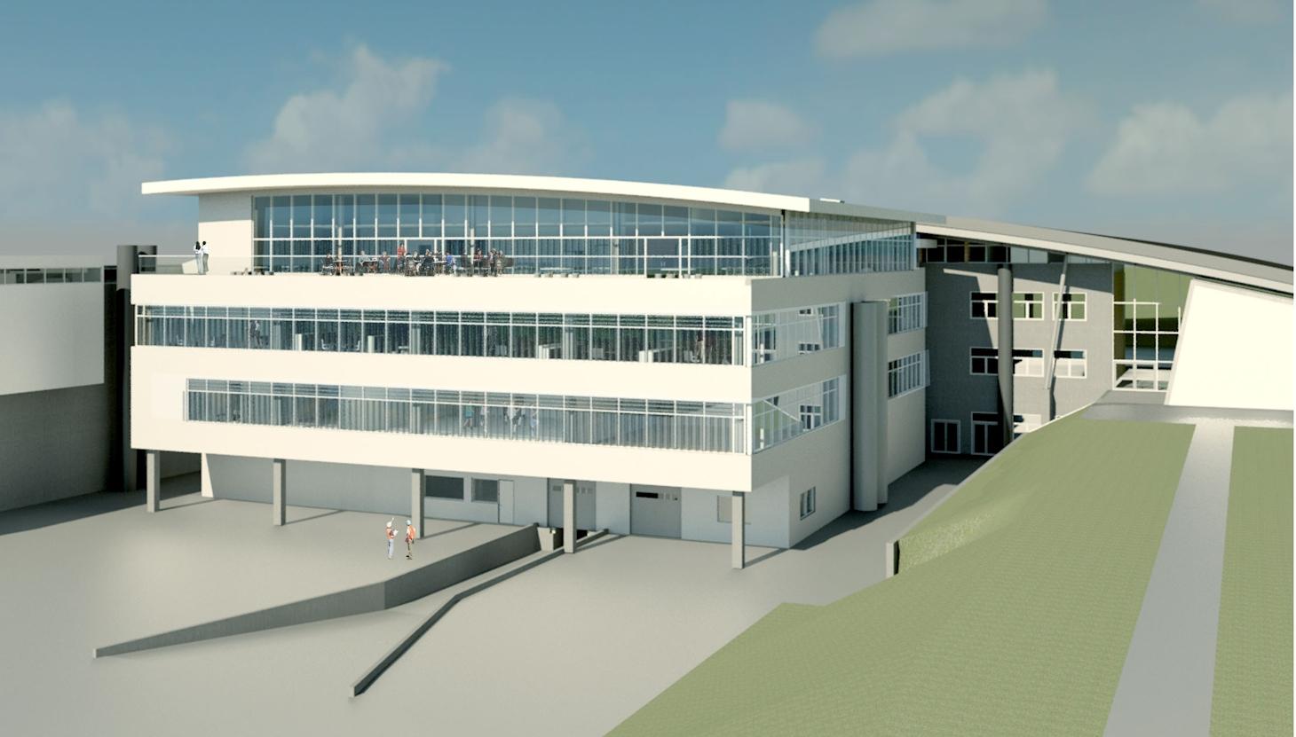 FRIIS & MOLTKE prækvalificeret til etablering af et nyt multihus i Billund Lufthavn