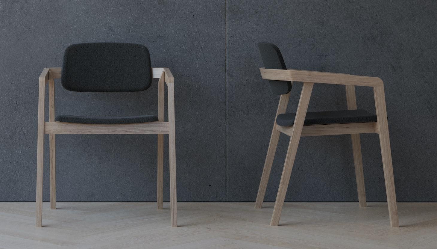 AYO - Ny stol designet specielt til plejesektoren