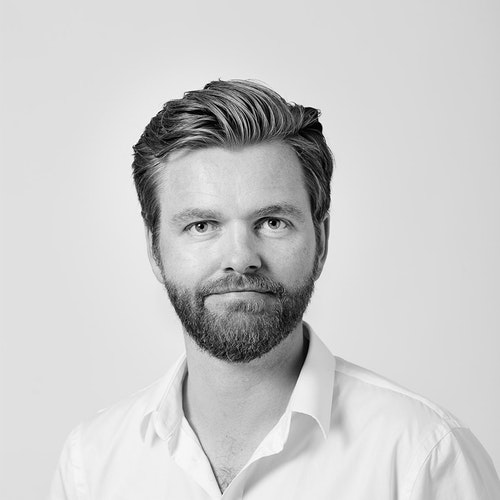 Thomas Ruus Christensen (Partner, Head of Concept Development, Architect)