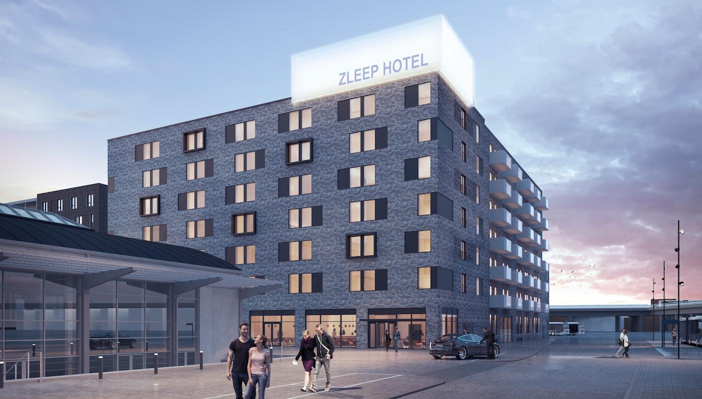Zleep Hotel, Aalborg