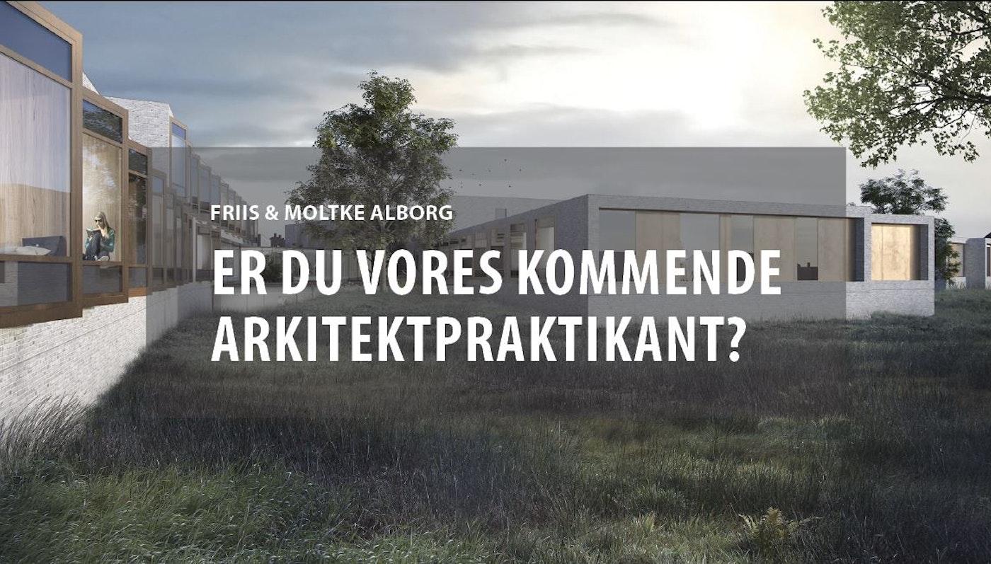 Arkitektpraktikant til Aalborg afdeling