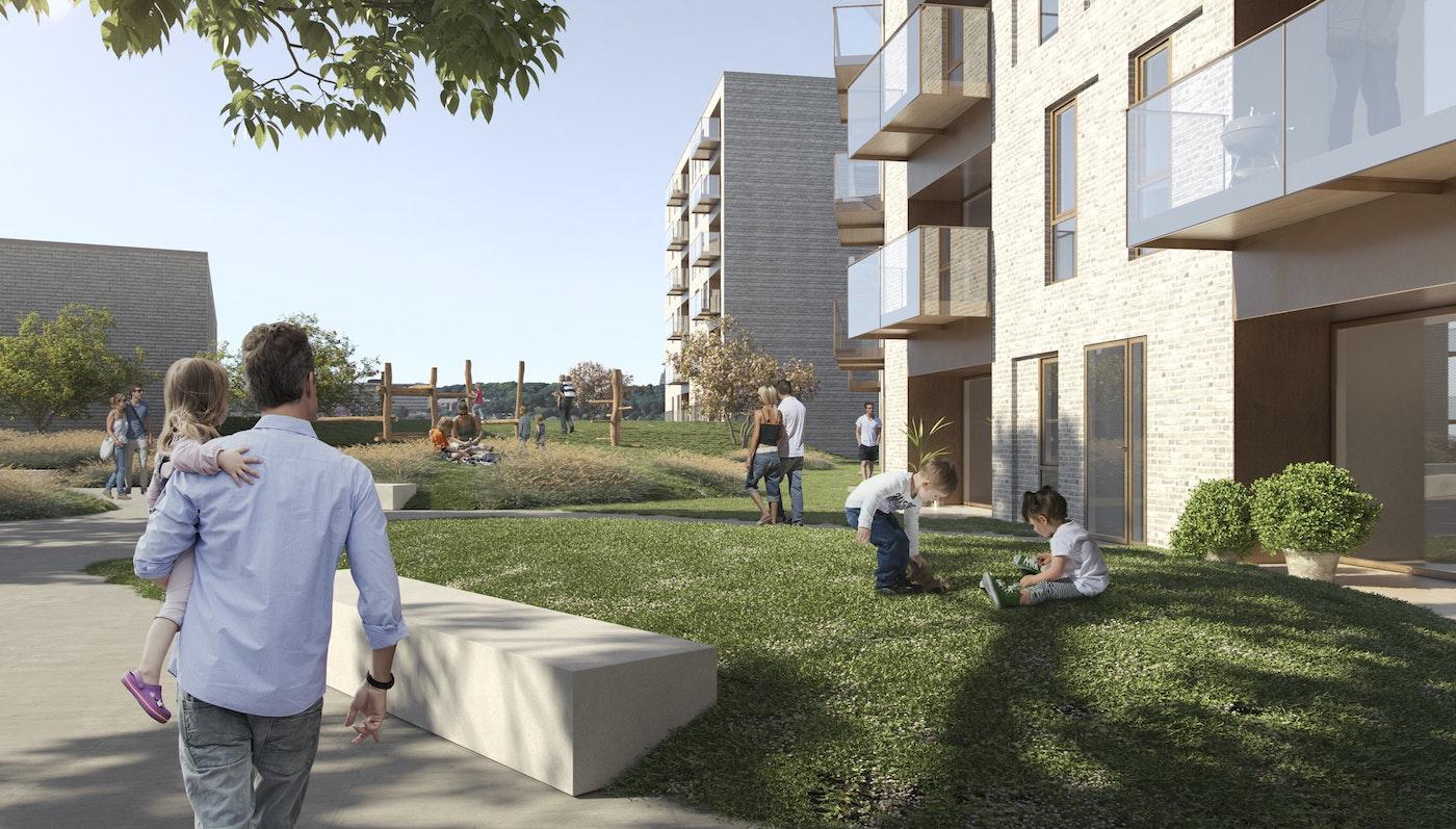 Housing, Karolinehaven, Aalborg