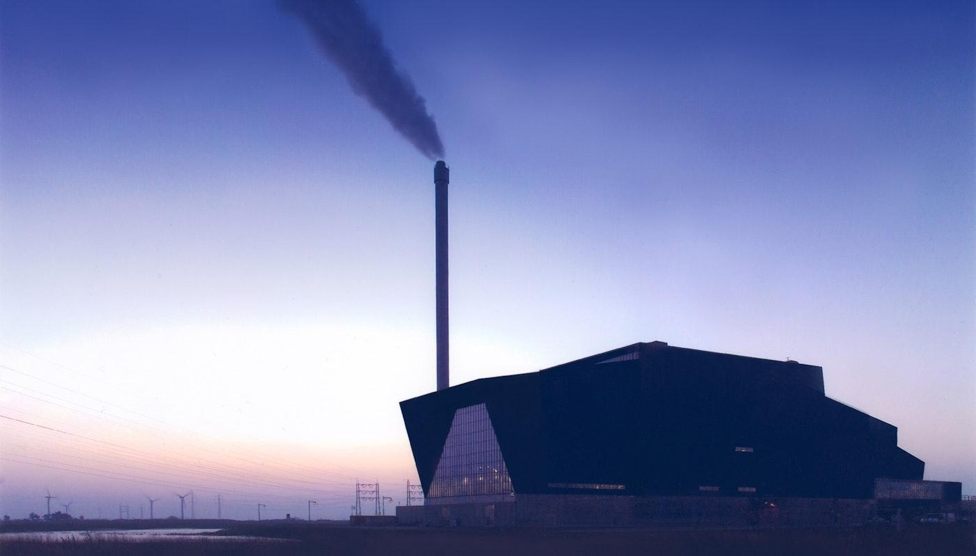 Forbrændingsanlæg L90, Esbjerg
