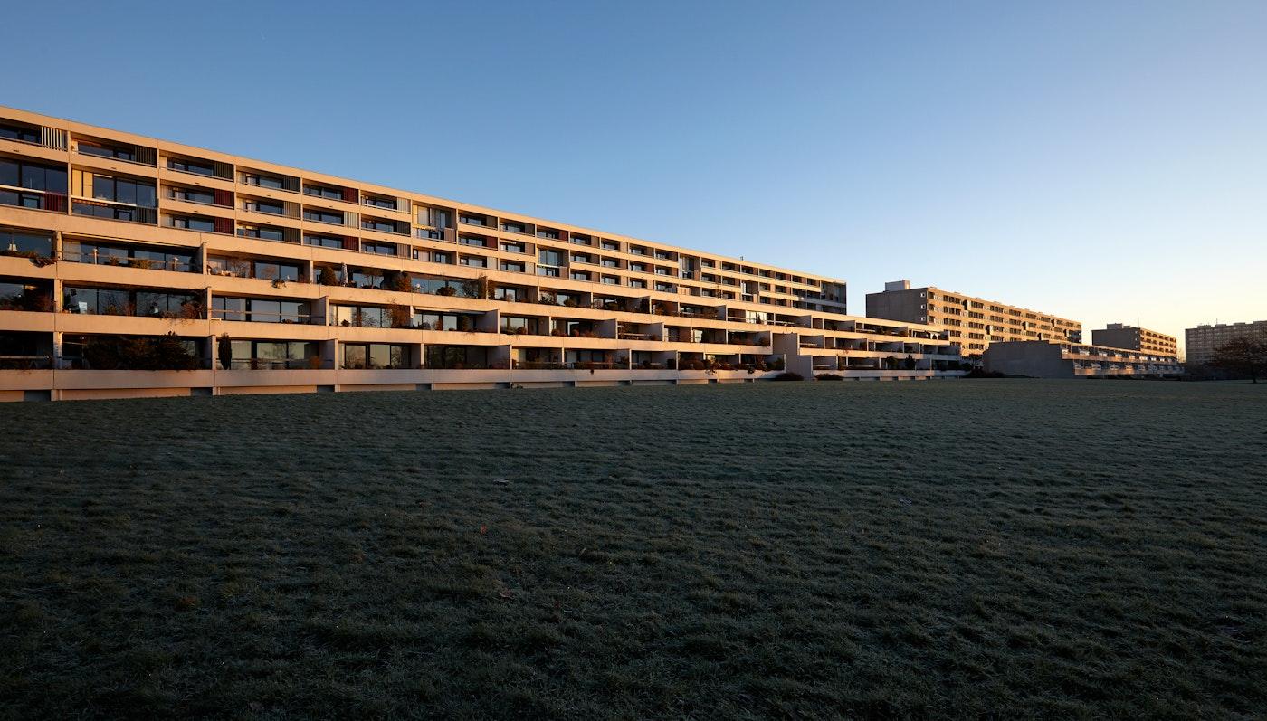 Etageboliger Vestervang, Aarhus