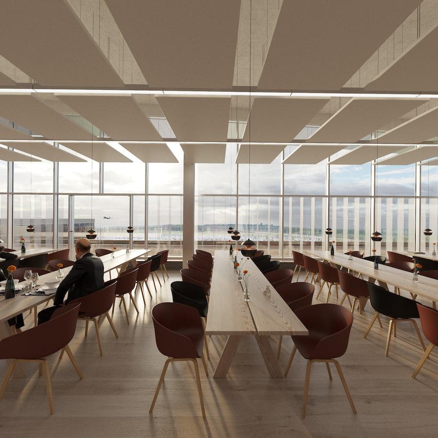 Nyt Multihus, Billund Lufthavn
