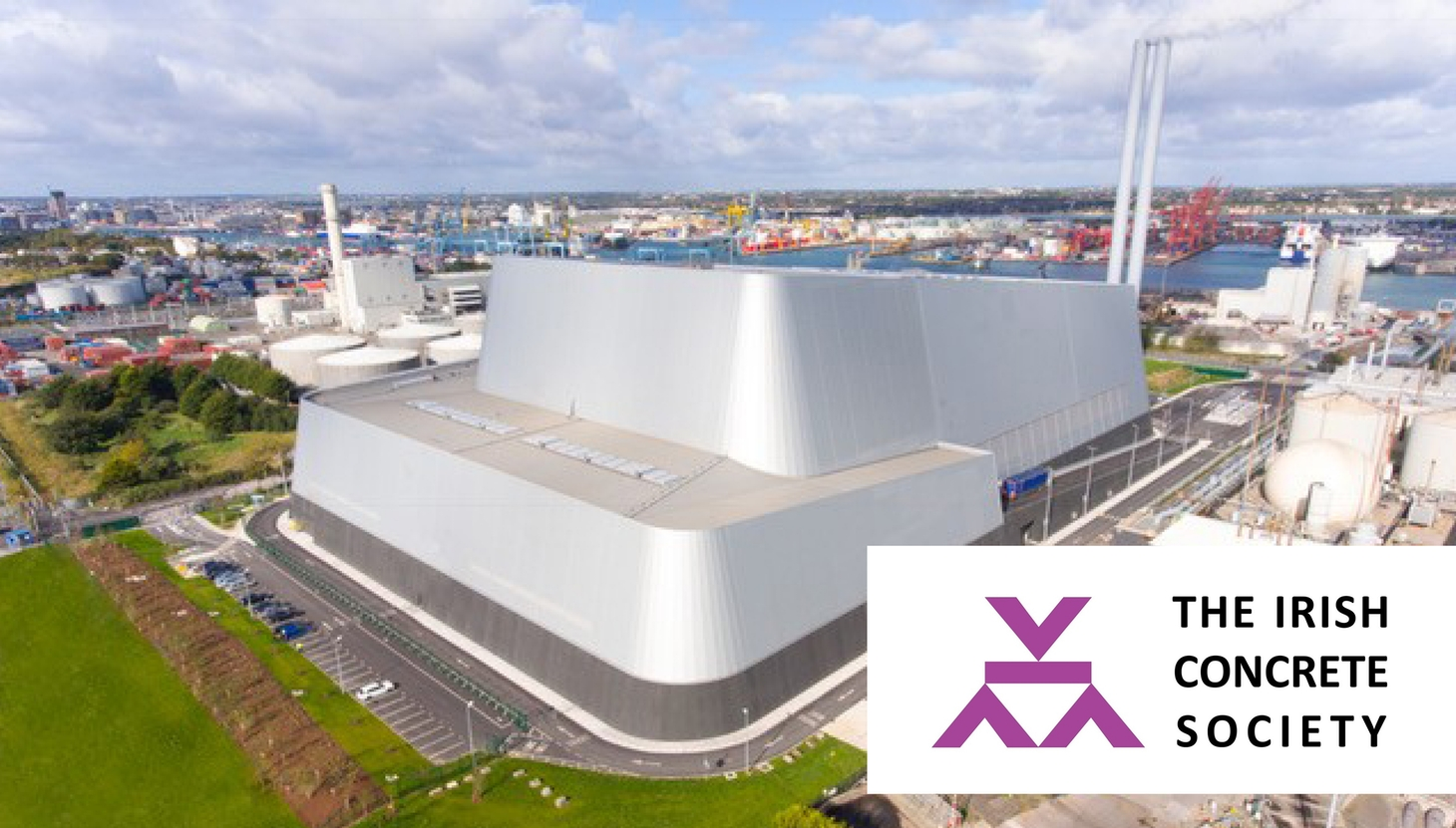 Dublin Waste to Energy nomineret til Irish Concrete Society Award