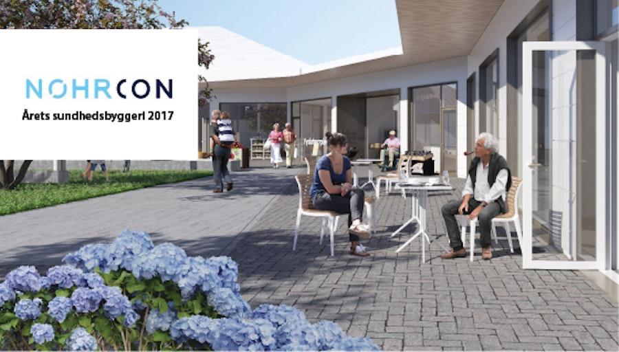 Huset Nyvang, Fremtidens plejehjem i Randers