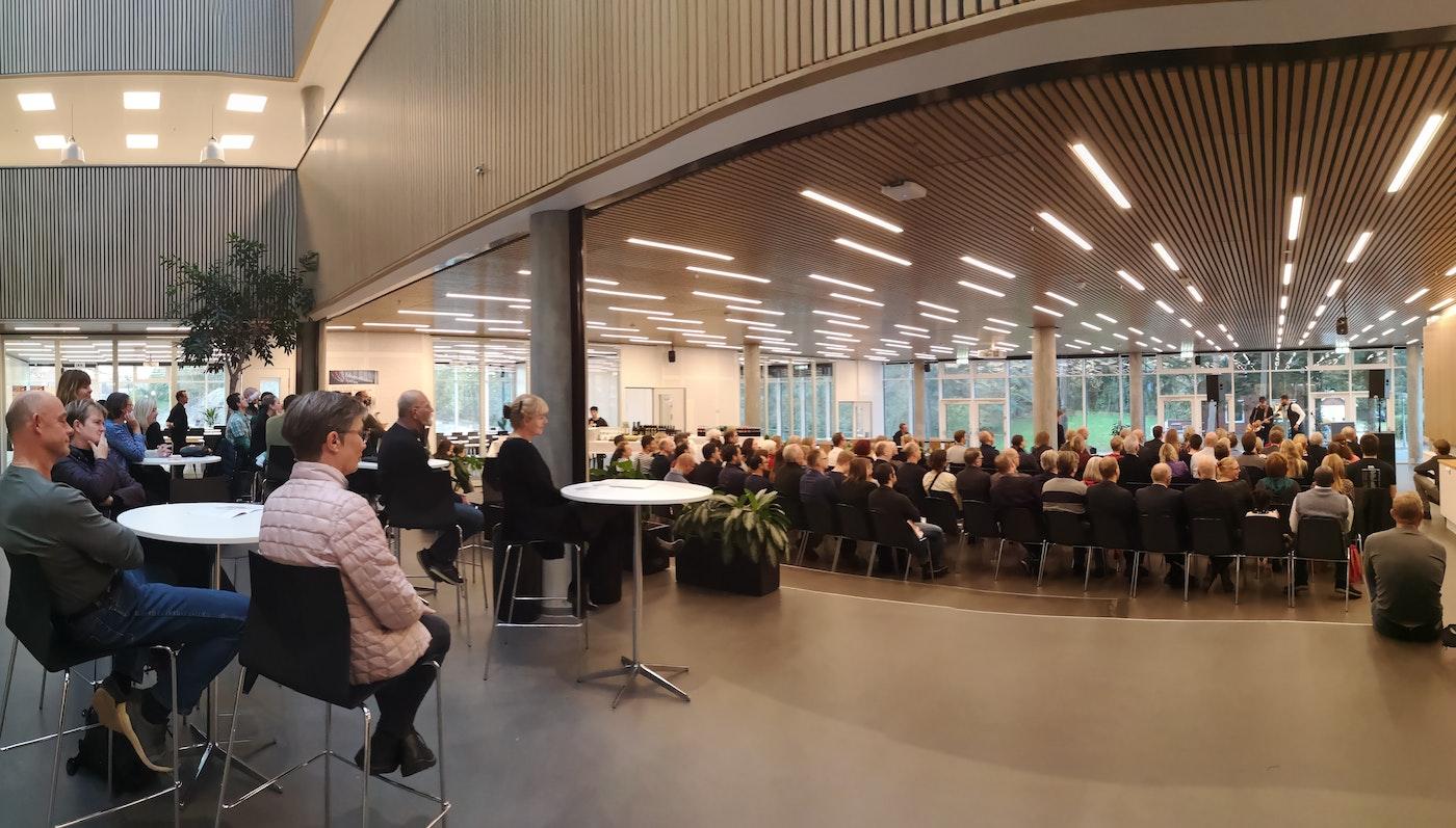 Indvielse af Campus Roskilde