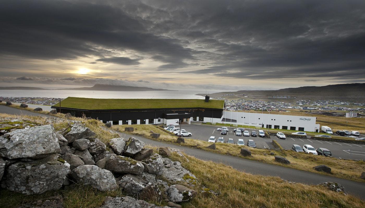 Hotel Fóroyar, Faroe Islands