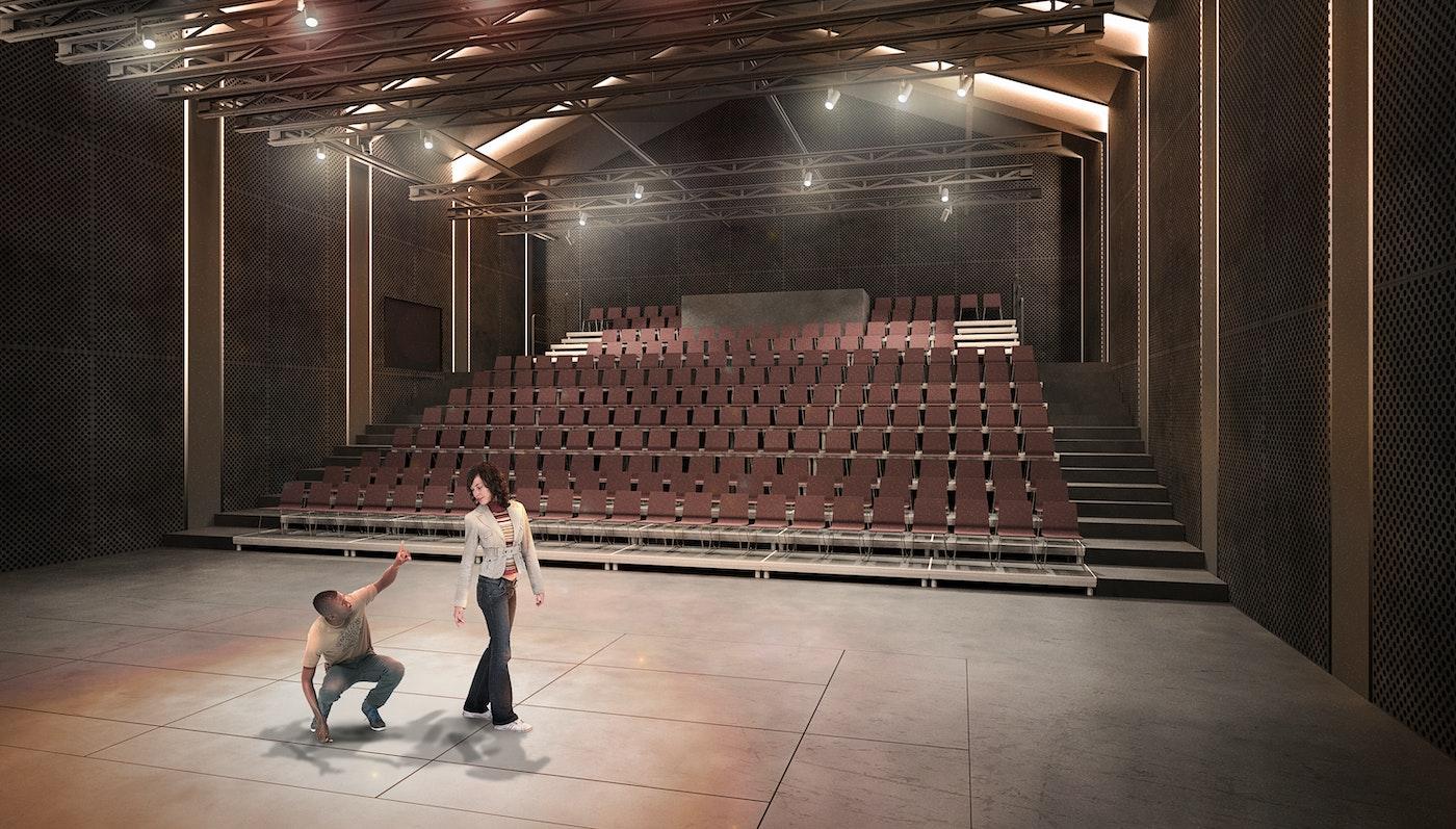 Odsherred Teater – ny teaterbygning