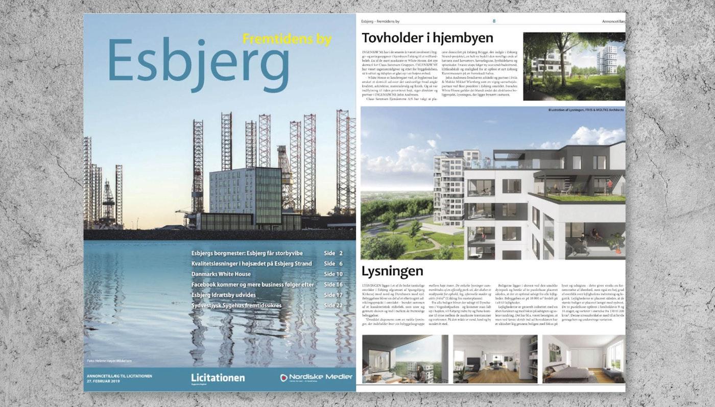 Esbjerg - Fremtidens by