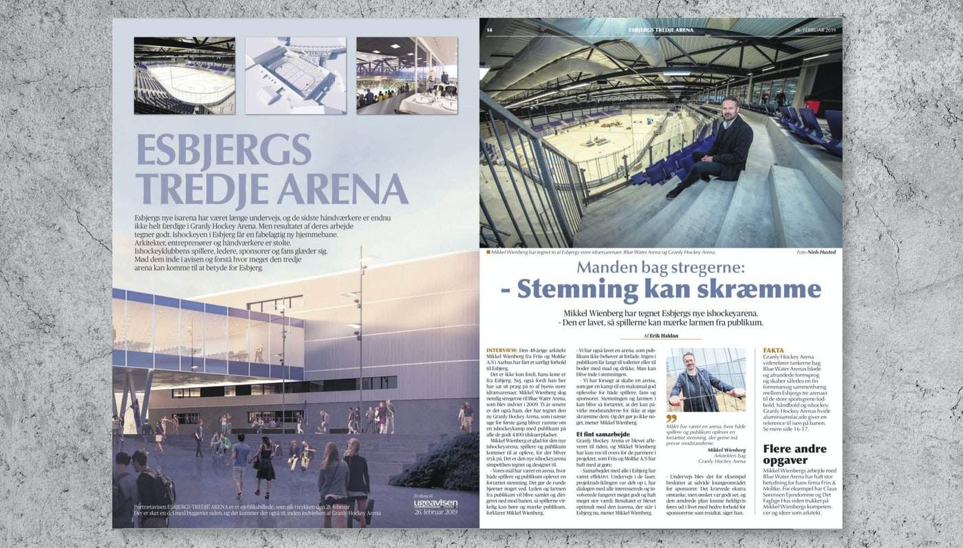 Esbjergs Tredje Arena