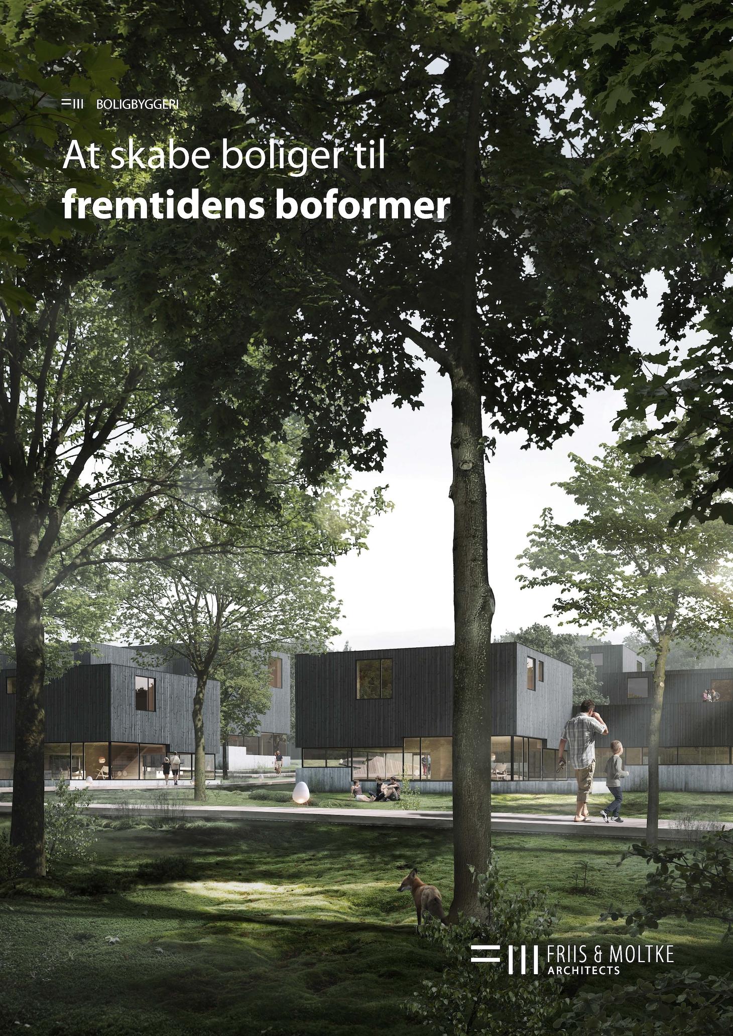 At skabe boliger til fremtidens boformer