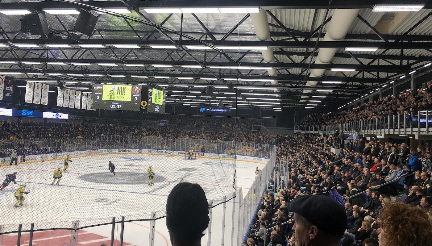 Indvielse af Granly Hockey Arena