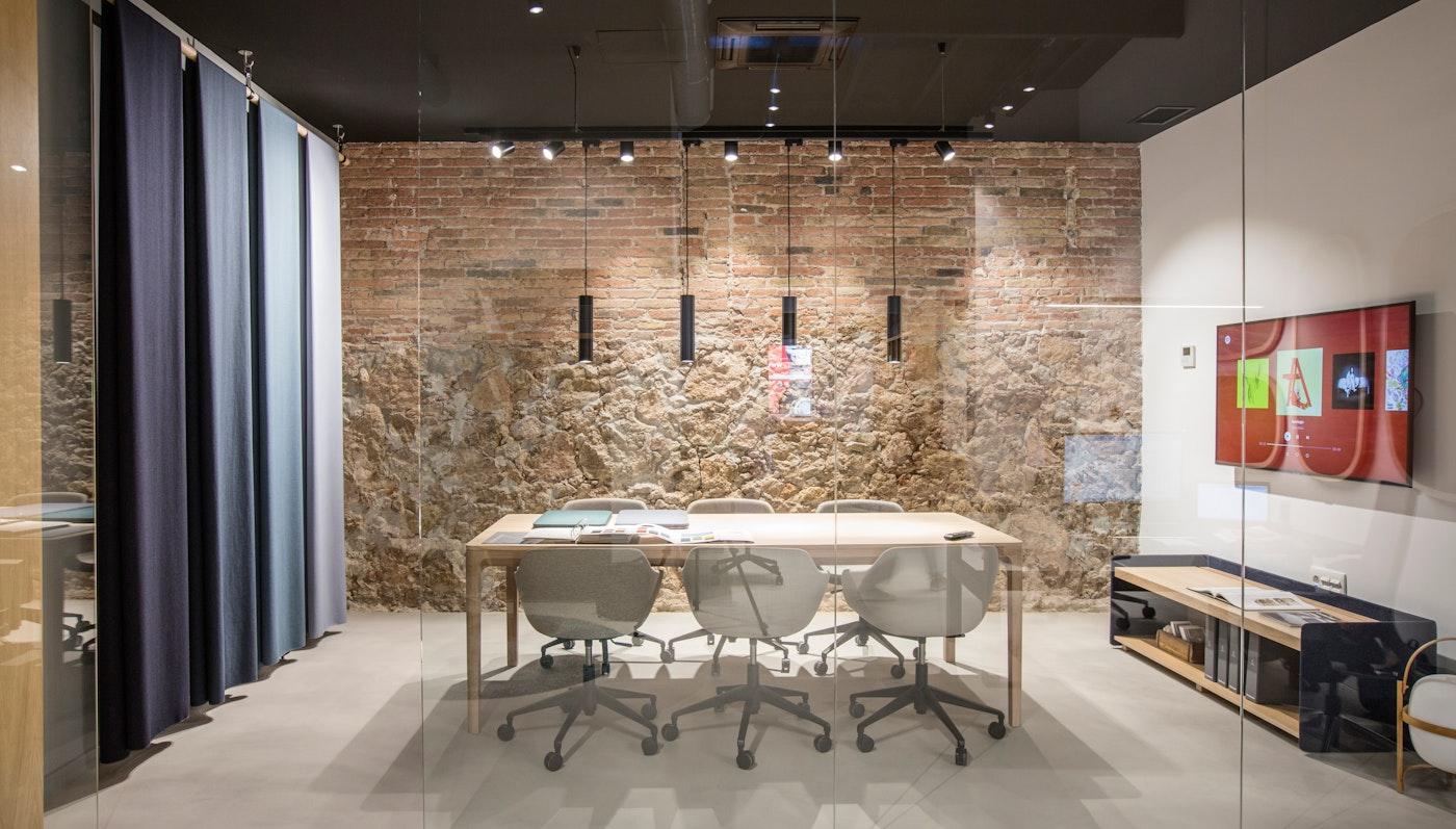 Interiør, Gabriel Showroom i Barcelona