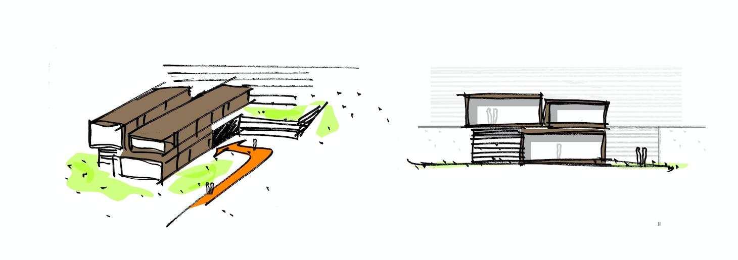 Arkitektonisk idé 2