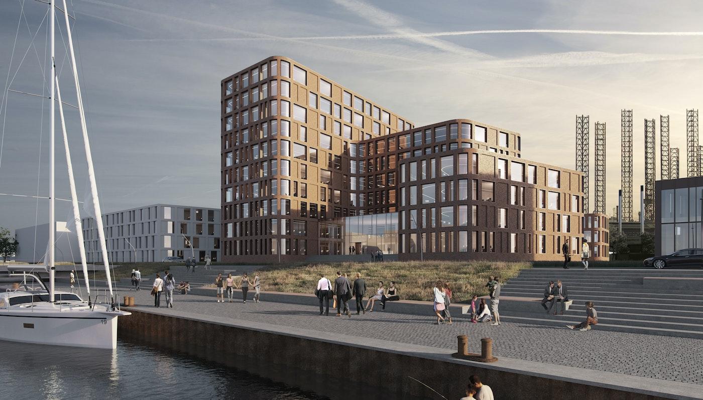 Det Faglige Hus, Esbjerg
