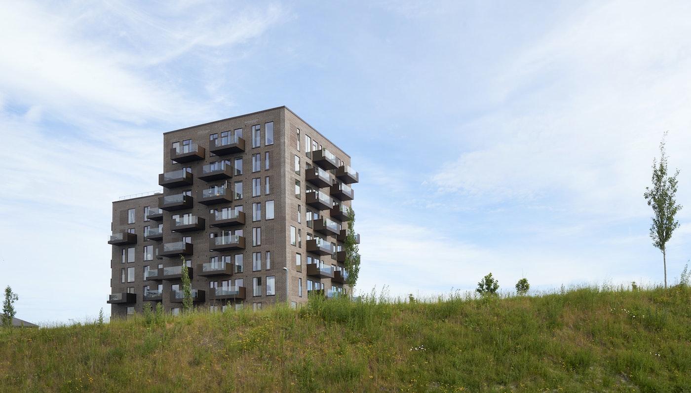Udsigten får Bygningspræmieringspris