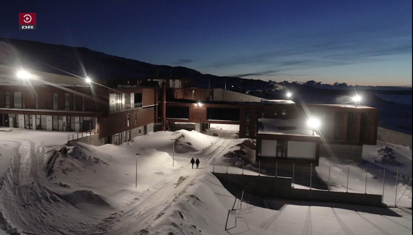 DR dokumentar om Ny Anstalt i Nuuk, Grønland