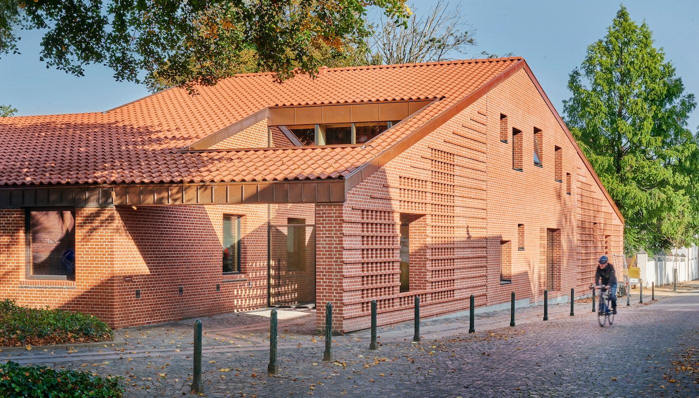Kirkehus får Bygningspræmieringspris
