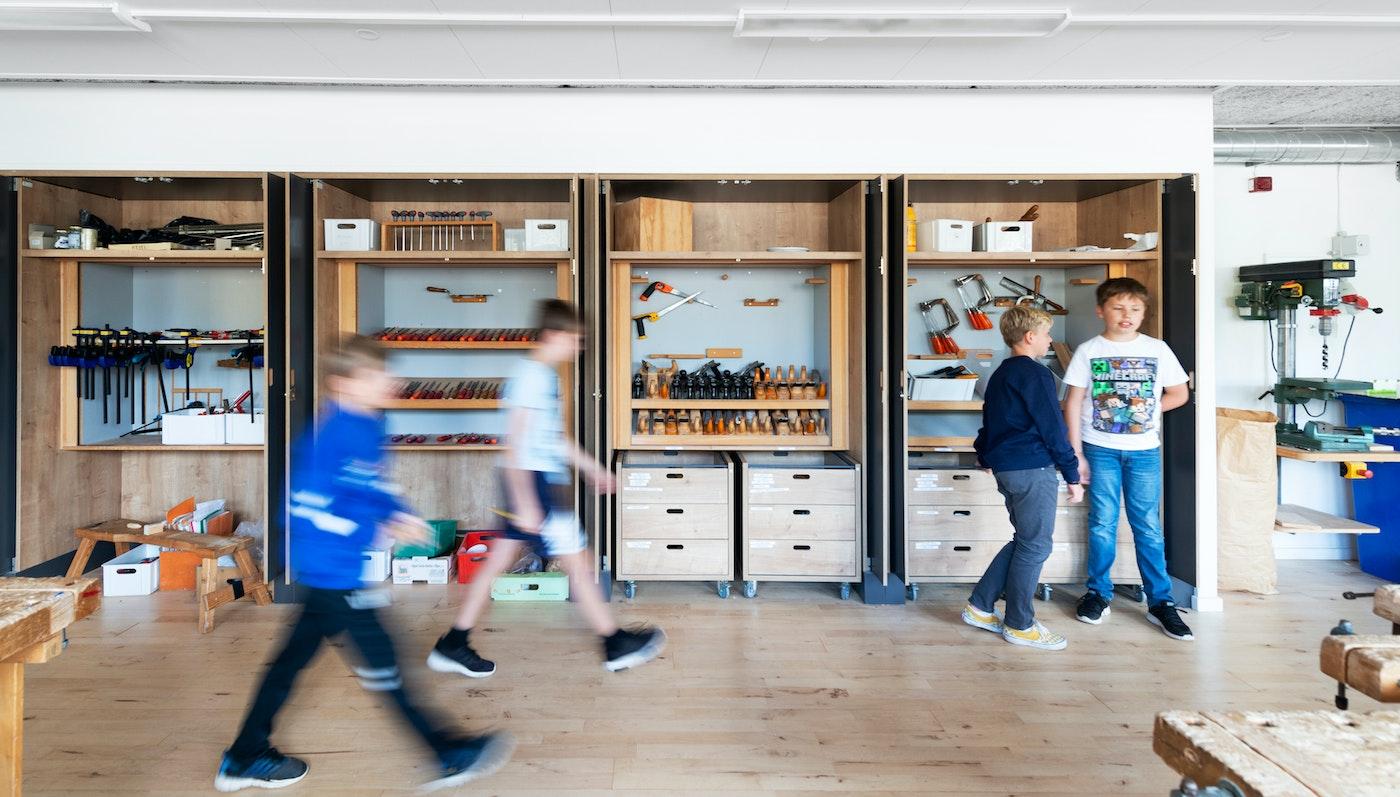 Håndværk & Design, Aalborg Kommune