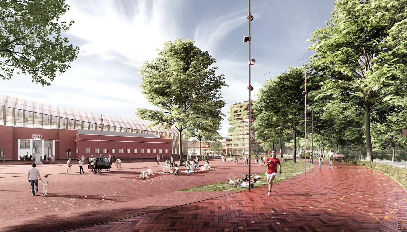 Vision for Kongelunden, Aarhus