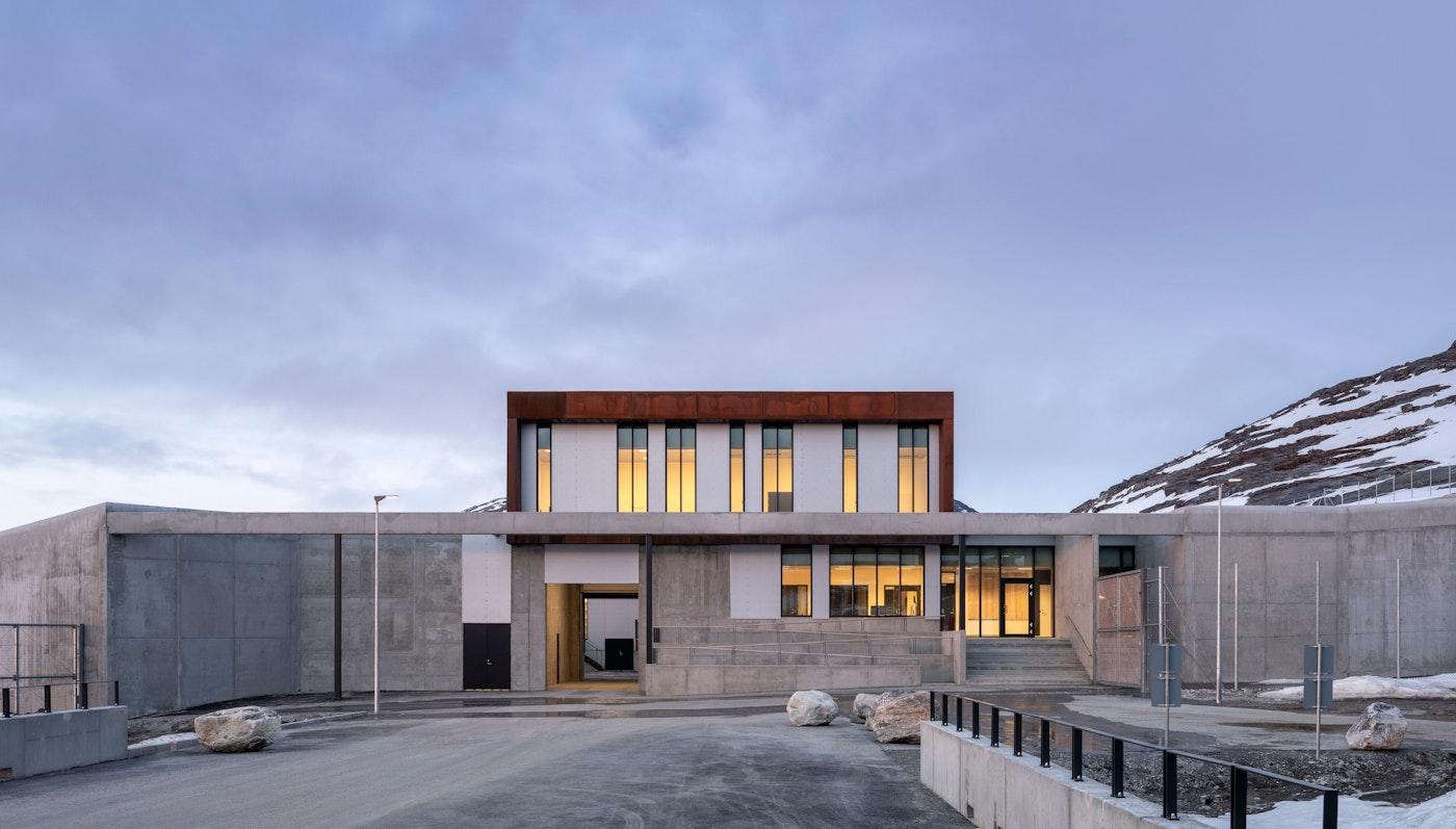 Ny Anstalt i Nuuk, Grønland